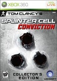 Tom Clancy's Splinter Cell: Conviction -- Collector's Edition (Xbox 360)